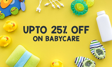 Babycare 25 Off Tile