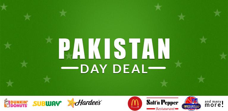 Pakistan Day Banner