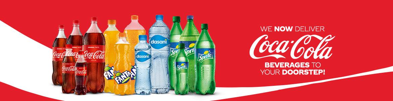 Coca Cola Banner