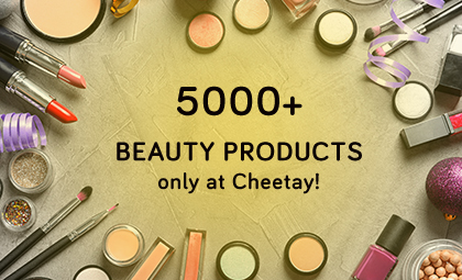 5000+ beauty products