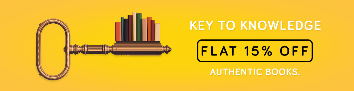 Flat 15% off books