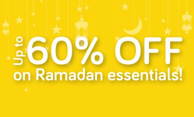 Ramadan Bazar upto 60% off