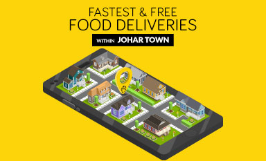 Johar Town Fast Free Delivery