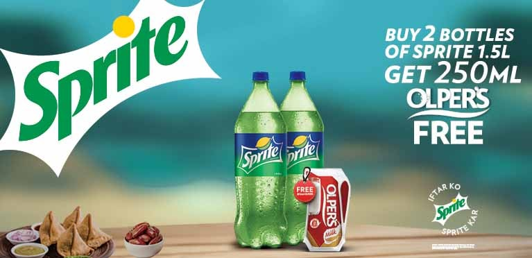 Sprite and Olpers