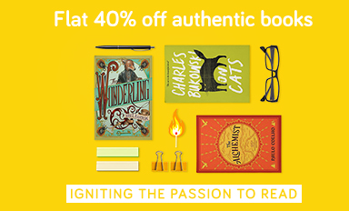 Flat 40% off authentic books