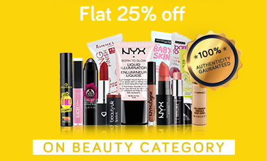 Beauty Flat 25% June