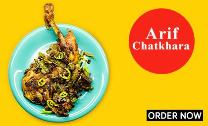 Arif Chatkhara