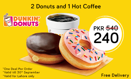 Dunkin Donut | 13 Sep 2019
