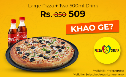 Karachi Hot N Spicy | Pizza N Steak
