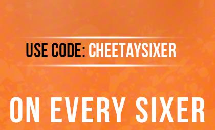 Cheetay Sixer