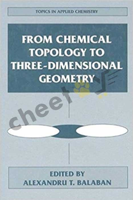 From chemical topology to three-dimensional geometry