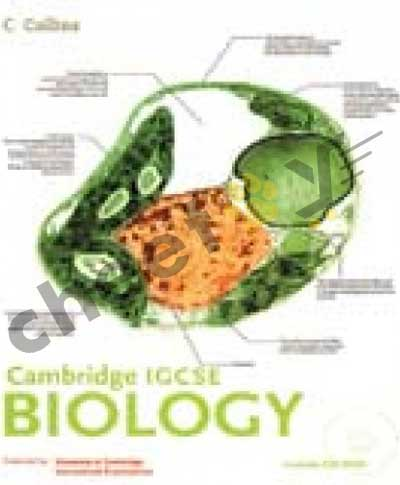Cambridge IGCSE Biology PB 2006