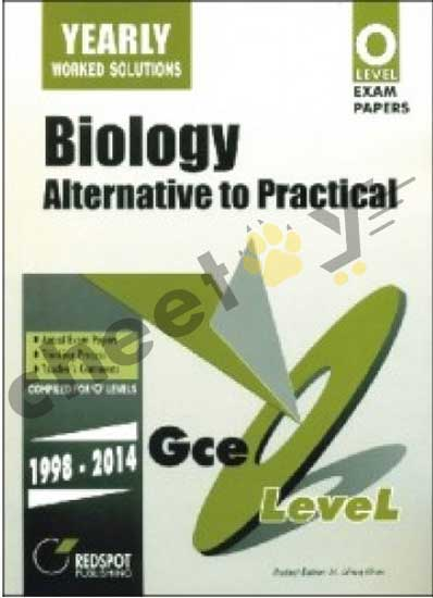 GCE O Level Biology Alternative To Practical