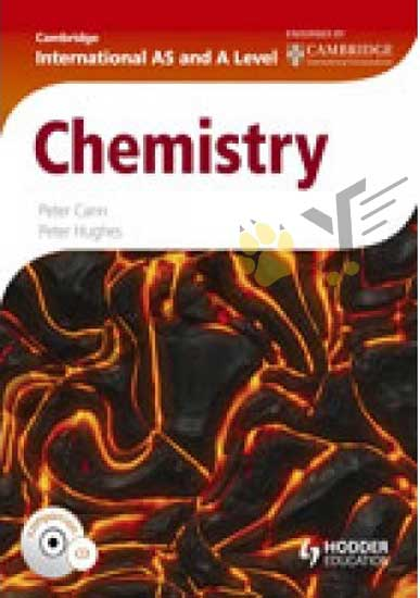 Cambridge International AS And A Level Chemistry With CD