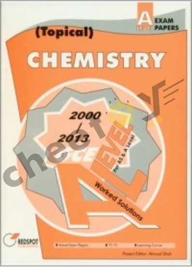 GCE A Level Chemistry (Topical)