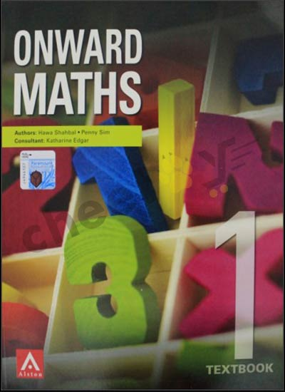 Onward Maths Book 1