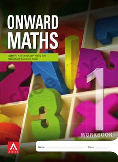 Onward Maths Workbook 1