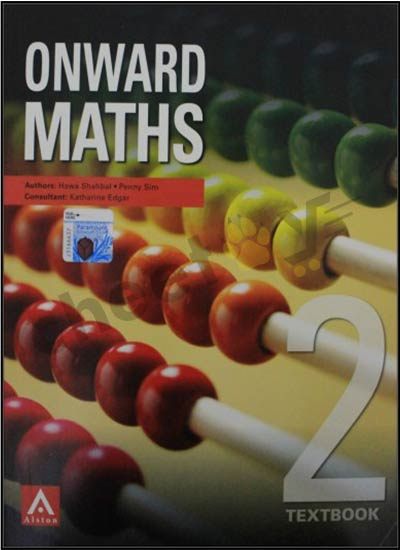 Onward Maths Book 2