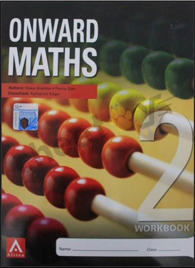 Onward Maths Workbook 2