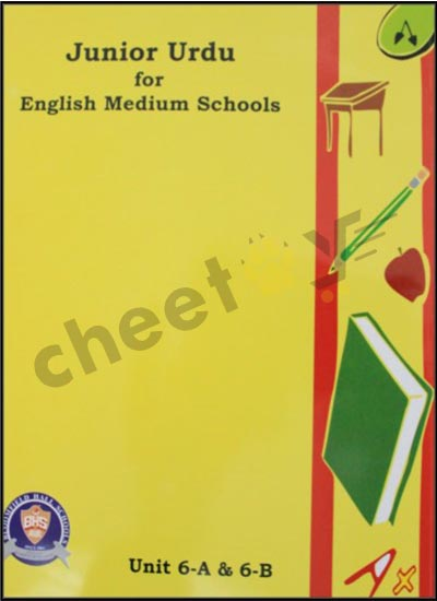 Junior Urdu for English Medium Schools Units 6A & 6B