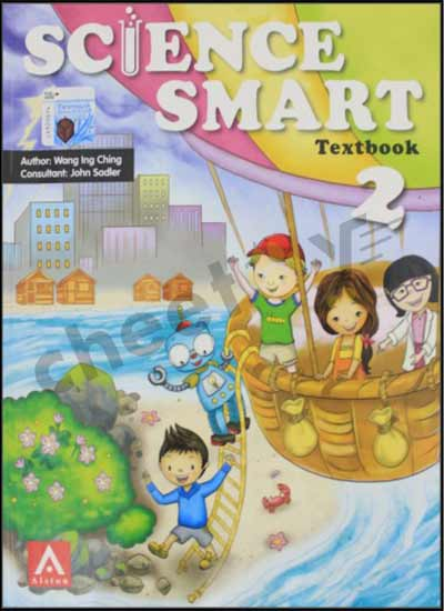 Science Smart Textbook 2