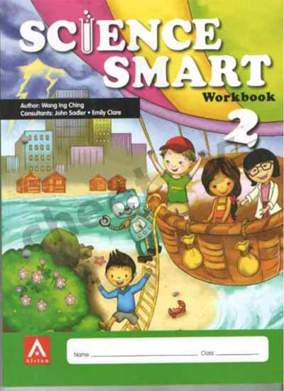 Science Smart Workbook 2