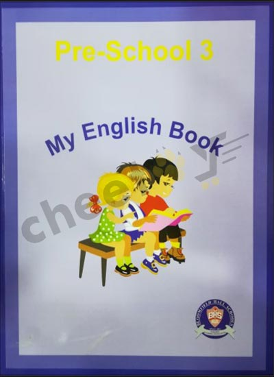My English Book Junior 3
