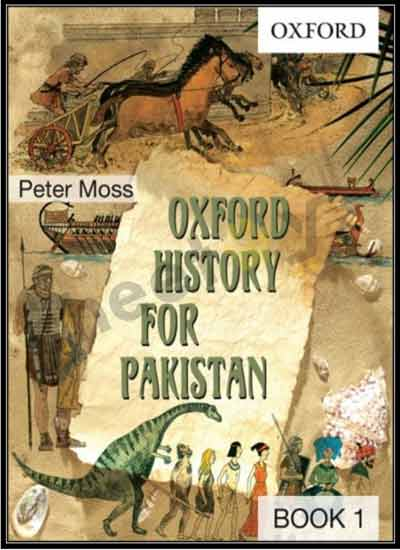 Oxford History for Pakistan - Book 1