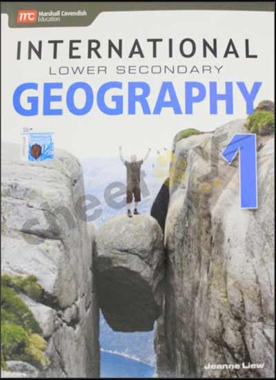 International Lower Secondary Geography Book 1