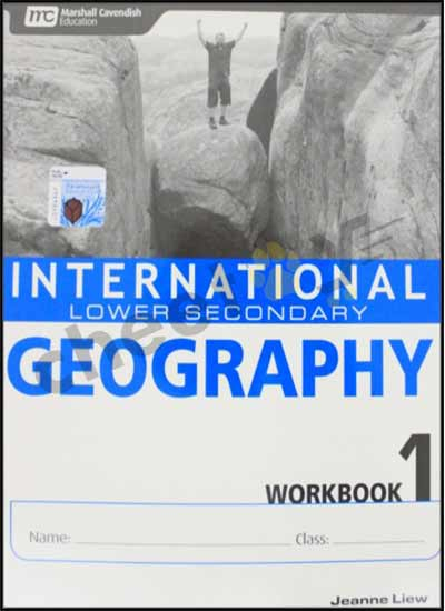 International Lower Secondary Geography Workbook Book 1