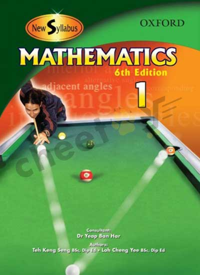 New Syllabus D Mathematics 1
