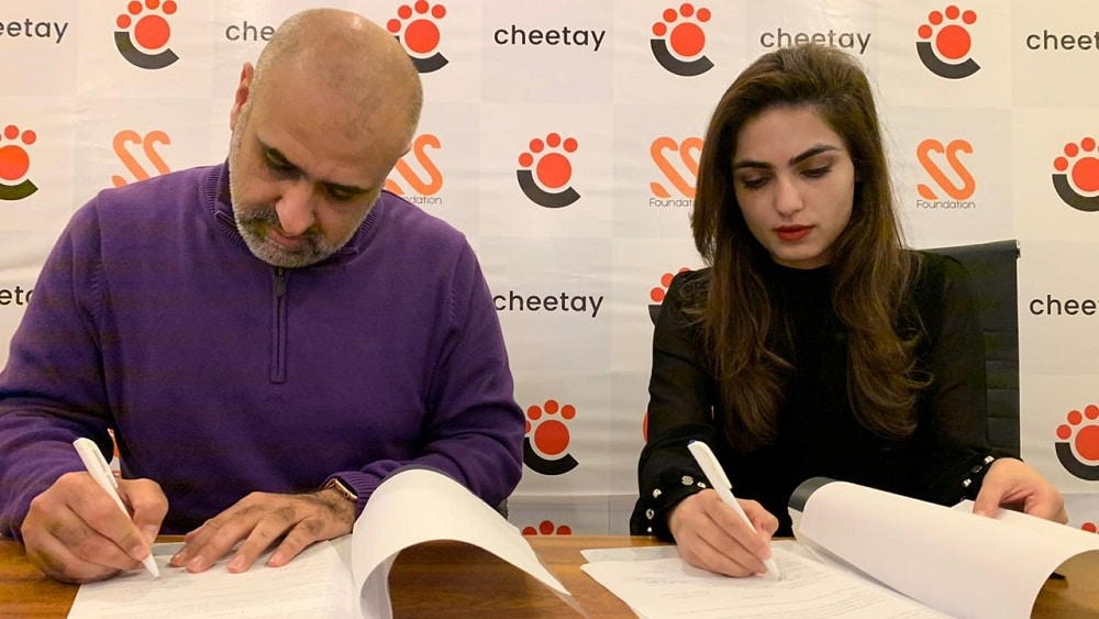 Salman Sufi Foundation and Cheetay Partner to Promote Women Empowerment